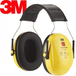 Casque anti-bruit 3M PELTOR Optime 1