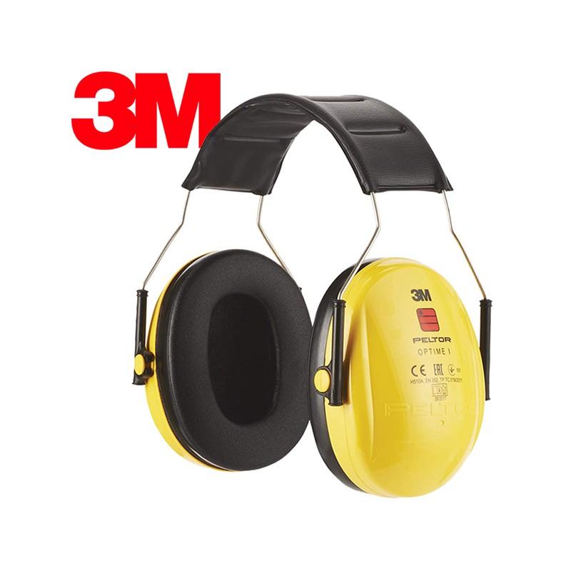 casque anti bruit 3m peltor optime 1. Black Bedroom Furniture Sets. Home Design Ideas