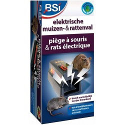 Piège à souris et rats électrique BSI