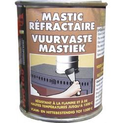 Mastic réfractaire en pot 450gr