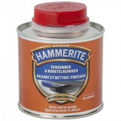 HAMMERITE diluant & nettoie pinceaux 0,25L