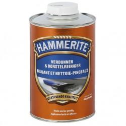 HAMMERITE diluant & nettoie pinceaux 1L