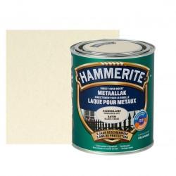 HAMMERITE laque satinée blanc cassé 0,75L