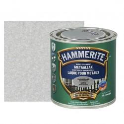 HAMMERITE laque satinée gris argent 0,25L