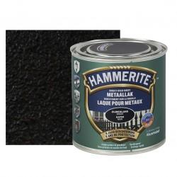 HAMMERITE laque satinée noir 0,25L