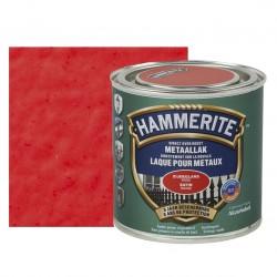 HAMMERITE laque satinée rouge 0,25L
