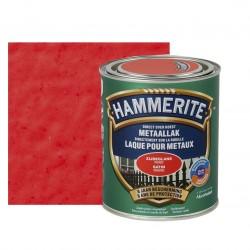 HAMMERITE laque satinée rouge 0,75L