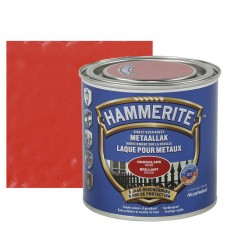 HAMMERITE brillant rouge 0,25L