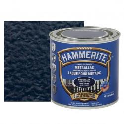 HAMMERITE brillant bleu foncé 0,25L