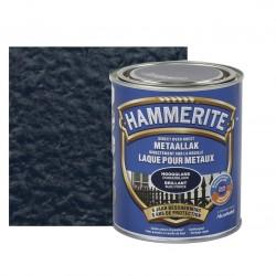 HAMMERITE brillant bleu foncé 0,75L