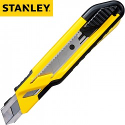 Cutter STANLEY Autolock 18mm