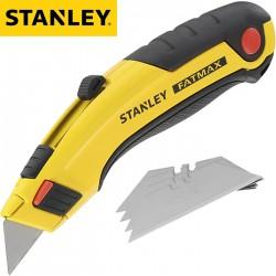 Couteau ergonomique STANLEY FatMax