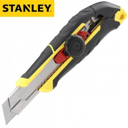 Cutter à molette STANLEY Fatmax 18mm