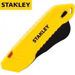 Couteau de sécurité STANLEY Squeeze