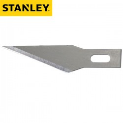 3 lames pour couteau STANLEY Hobby