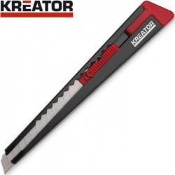 Cutter métal KREATOR 9mm