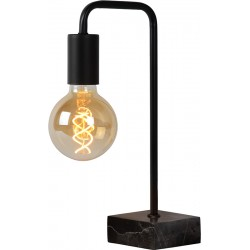LORIN Lampe de table Vintage - noir