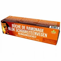 Bûche de ramonage PYROFEU