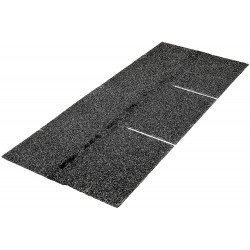 Easy-Shingle bardeaux noir 2m²