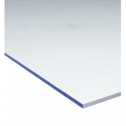 Plaque Plexi lisse Cristal 5mm