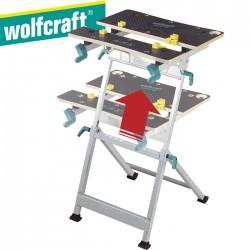 Etabli de serrage WOLFCRAFT Master 600