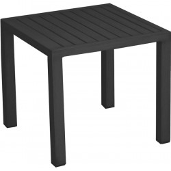 Table basse LISA alu anthracite