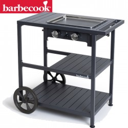 Plancha sur chariot BARBECOOK Victor