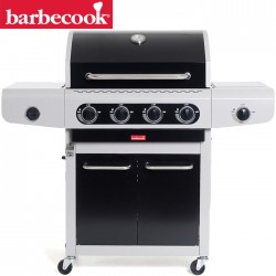 Barbecue gaz BARBECOOK Siesta 412 Black