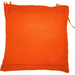 Coussin galette MARY Paprika