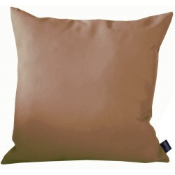 Coussin déco MARY taupe
