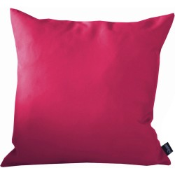 Coussin déco MARY Framboise
