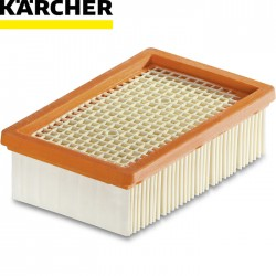 Filtre plissé plat pour aspirateur KARCHER