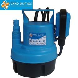 EKKO Pompe vide-cave eau claire 200W