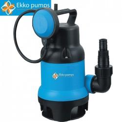 EKKO Pompe vide-cave eau chargée 400W