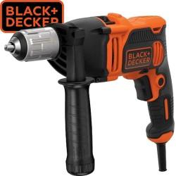 BLACK & DECKER Foreuse-Perceuse 850W
