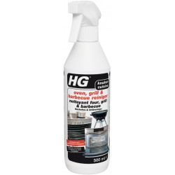 HG Nettoyant four, grill et barbecue