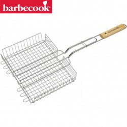 Grille barbecue double 4 positions BARBECOOK