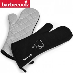 Gants longs pour barbecue BARBECOOK
