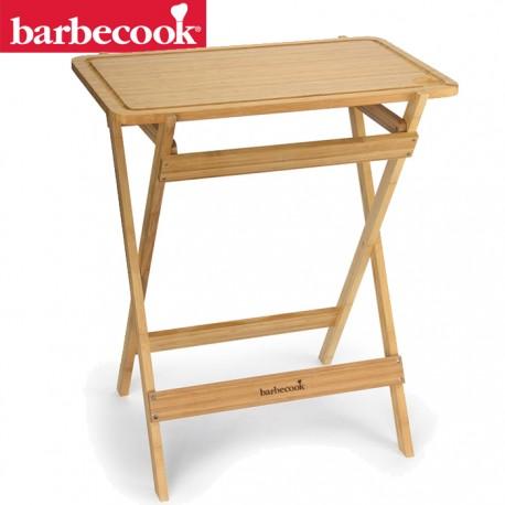 Table A Decouper En Bois Barbecook
