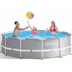 Piscine tubulaire INTEX Prism 366cm