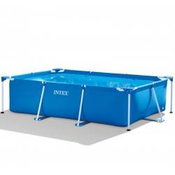 Piscine tubulaire INTEX 300 x 200 cm