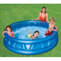 Piscine gonflable Soft side Ø188x46cm