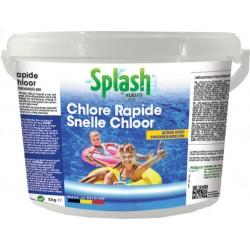 SPLASH Chlore rapide 5kg