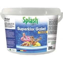 SPLASH Superklor Galet 25x200gr