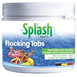 SPLASH Flocking Tabs 500gr