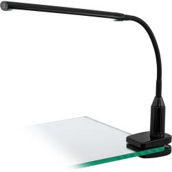 LAORA Lampe de bureau LED à pince