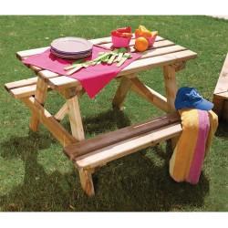 Table pique-nique enfants AUREA