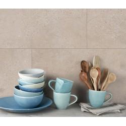 Dalles de parement GX Wall+ Ardoise crème