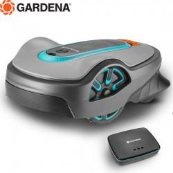 Tondeuse robot GARDENA Sileno Life Smart 1000