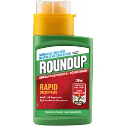 Désherbant total Roundup Rapid 270ml